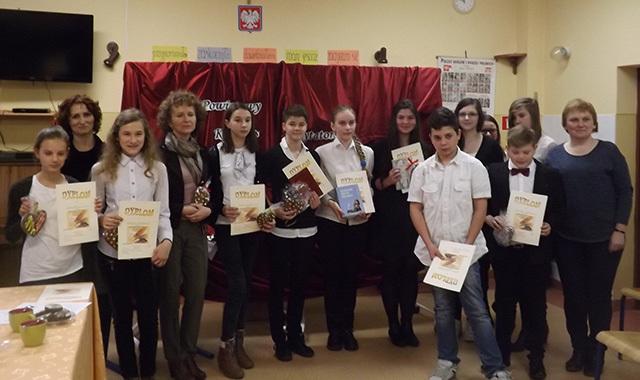 Konkurs Recytatorski Poezji Religijnej Opiekun